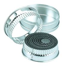 CUTTER SET 11PCE CRINKLE SML TIN,T/KRAFT
