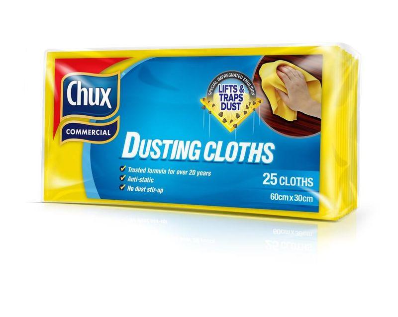 CLOTH DUSTING CHUX, 125CTN