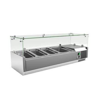 CHILLER COUTER TOP 1200, EXQUISITE