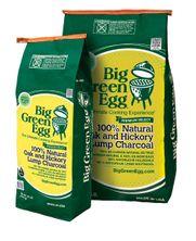 CHARCOAL OAK&HICKORY 9KG, BIG GREEN EGG