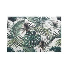PLACEMAT RECT MONSTERA 43X30CM, M&W