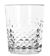 GLASS TUMBLER/ROCKS 350ML, CARATS