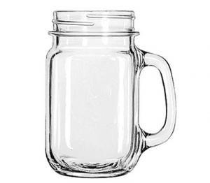 DRINKING JAR 16OZ/473ML, LIBBEY