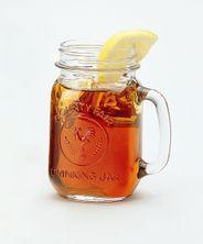 DRINKING JAR 488ML/16.5OZ, COUNTRY FAIR