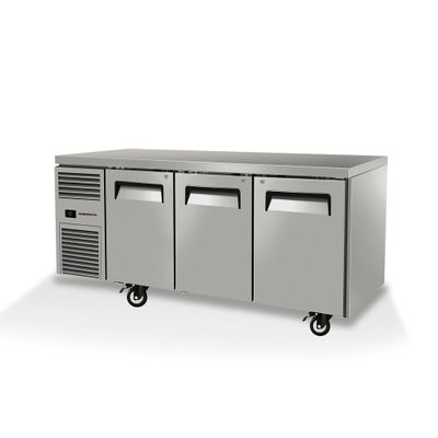 UNDERCOUNTER FREEZER 3 DOOR SOLID SKOPE