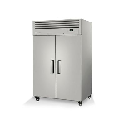 FRIDGE UPRIGHT 2 DOOR SOLID SKOPE