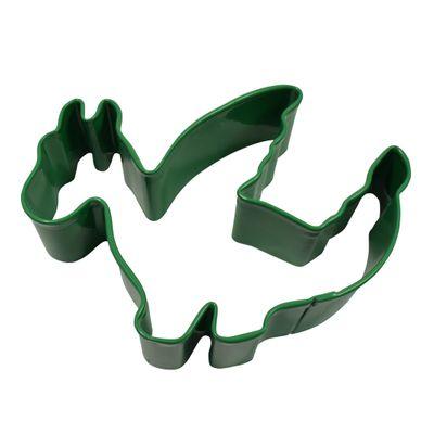COOKIE CUTTER DRAGON 8.9CM GREEN