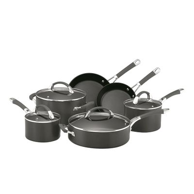 COOKWARE SET 6PCE, ANOLON ENDURANCE