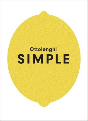 COOKBOOK, SIMPLE BY OTTOLENGHI