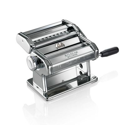 PASTA MACHINE ATLAS 150 ST/STEEL MARCATO
