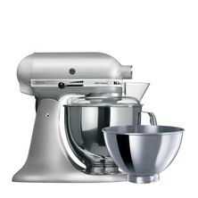 MIXER CONTOUR SILVER, KITCHENAID KSM160