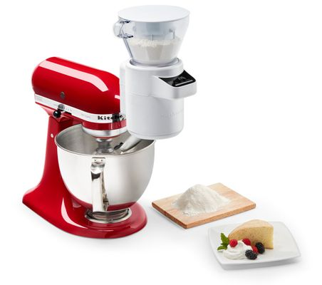 SIFTER & SCALE ATTACHMENT, KITCHENAID