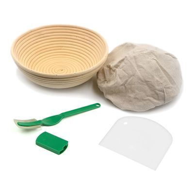 BREAD BAKING KIT, BRUNSWICK BAKERS