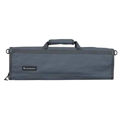 KNIFE ROLL 8 POCKET GREY, MESSERMEISTER