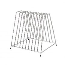 RACK FOR CUTTING BOARD 10 SLOT S/ST
