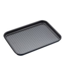 BAKING TRAY 24X18CM N/S, MC CRUSTY BAKE