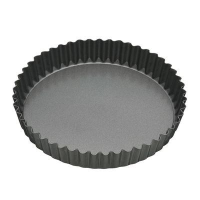 MASTERCRAFT ROUND NON-STICK QUICHE PANS
