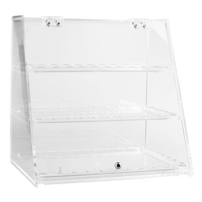DISPLAY CABINET 3 TRAY 250X340X340MM