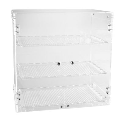 DISPLAY CABINET 3 TRAY 450X310MX460MM