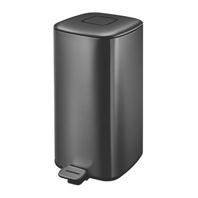 BIN STEP BLACK ST/STEEL 32L, EKO REGENT