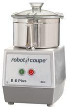 CUTTER MIXER R5 PLUS 5.5L ROBOT COUPE