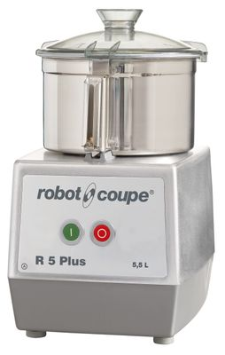 CUTTER MIXER R5 PLUS 5.5L ROBOT COUPE