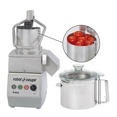 FOOD PROCESSOR R652, 7L ROBOT COUPE