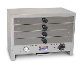 PIE WARMER 4 DRAWER 40 CAPACITY ROBAND