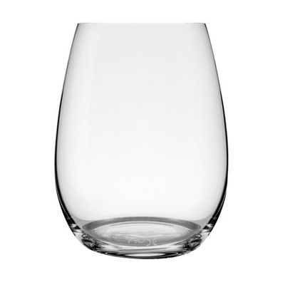 GLASS STEMLESS BORDEAUX 610ML, NUDE PURE