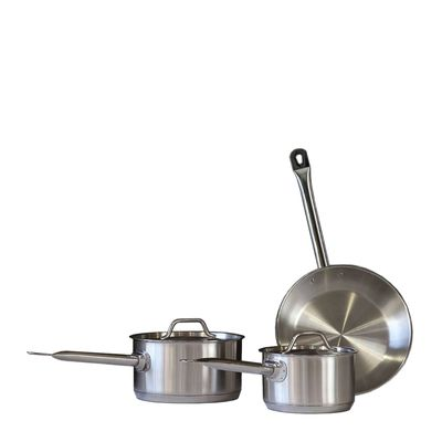 COOKWARE SET 3 PIECE, FORJE