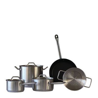COOKWARE SET 5 PIECE, FORJE