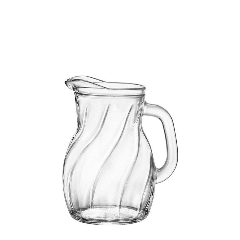 JUG GLASS 250ML, BORMIOLI TWIST BISTROT