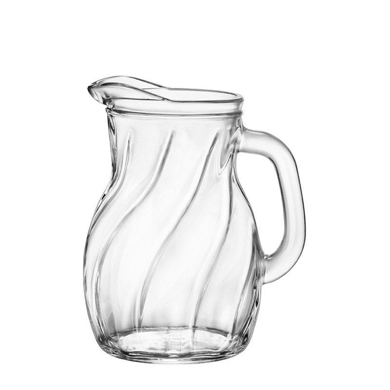 JUG GLASS 500ML, BORMIOLI TWIST BISTROT