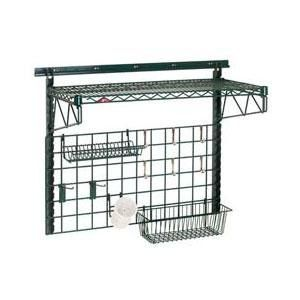 WIRE BASKET 440X190X127MM, METRO