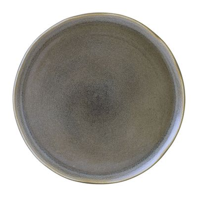 PLATE FLAT GRANITE 26.4CM, HARVEST