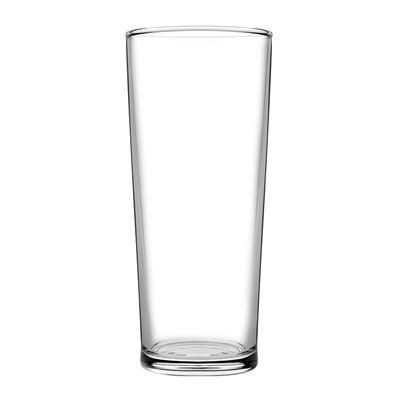 BEER GLASS TEMPERED SENATOR, CROWN