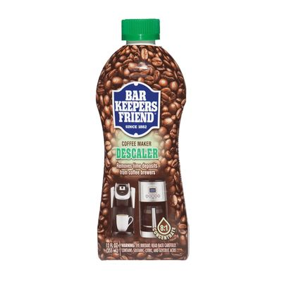 COFFEE DESCALER 355ML BAR KEEPERS FRIEND