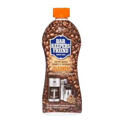 COFFEE CLEANER 355ML, BAR KEEPERS FRIEND
