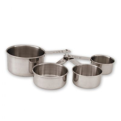 MEASURING CUP 4PCE S/ST