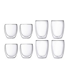 PAVINA TWIN WALL 8 SET, BODUM