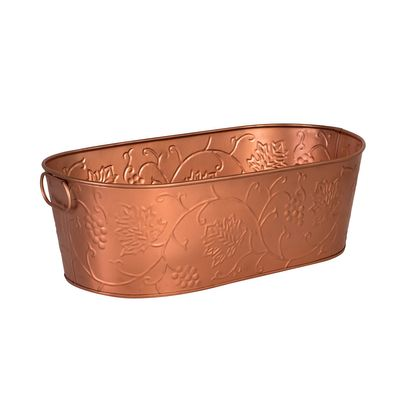 TUB 530X270X220MM COPPER PATTERN, MODA