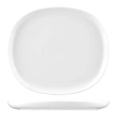 PLATE WHITE 285X250MM, SANGO ORA
