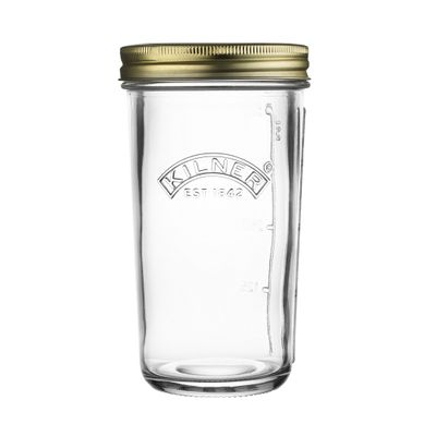 KILNER PRESERVE JAR WIDE MOUTH