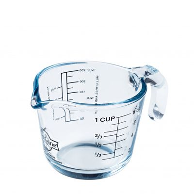 MEASURING JUG 1CUP/0.25LT, O'CUISINE