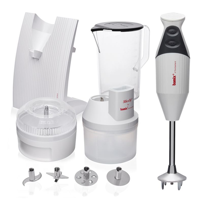 STICK BLENDER LIGHT GREY SUPERBOX, BAMIX