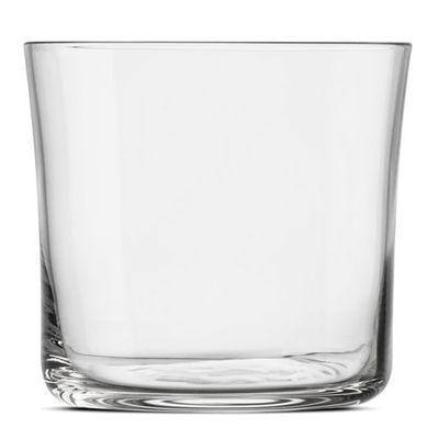 GLASS LOWBALL 295ML, NUDE SAVAGE