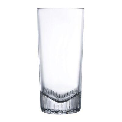 GLASS HIGHBALL DOF 450ML, NUDE CALDERA