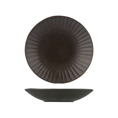BOWL COUPE DEEP FERN 305MM, RUSTICO