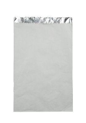 X-LARGE FOIL CHICKEN BAG WHITE 250/PKT
