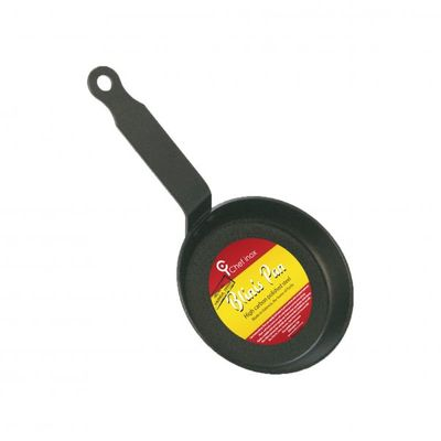 BLINIS PAN CARBON STEEL 140MM